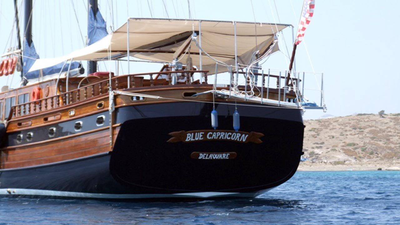 Blue Capricorn