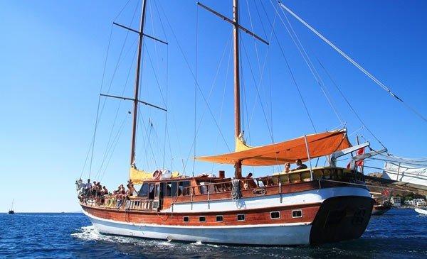 Bodrum Griekse Eilanden Jacht Richmond Vi