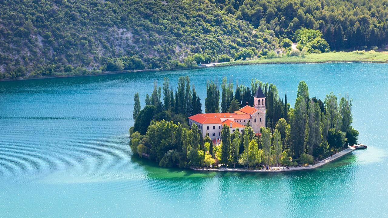 Zadar naar Noord-Dalmatië