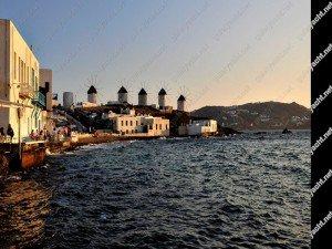 Eiland Mykonos